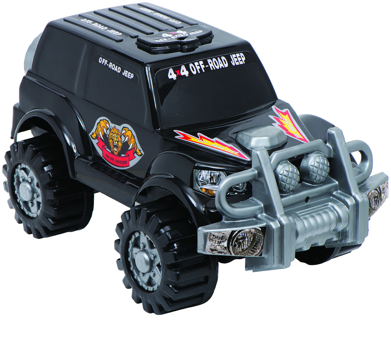 4x4 OFF ROAD JEEP (43 cm )